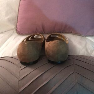 Ulla Popken Shoes - Tan shoes